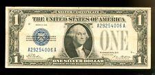 1928 SILVER CERTIFICATE $1 -BLUE SEAL