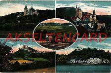 Architektur/Bauwerk Ansichtskarten aus Hessen mit dem Thema Eisenbahn & Bahnhof