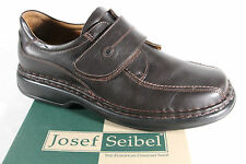 Seibel Slipper Shoes Sneackers Trainers Braun Leather New