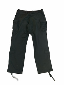 Used Crye Precision G3 Black Field Pant Ripstop Tactical Cargo Trousers CPTRS01B