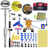 PDR Paintless Dent Removal Slide Hammer Puller Tools Hail Damage Dent Repair Kit