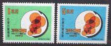 CHINA TAIWAN 1970 Asian Productivity Year. Set of 2. Mint Never Hinged SG770/771