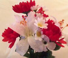 Red Mum Lilly Bouquet refill (Diy)