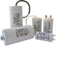 Condensatori elettrodomestici climatizzatori vari μF ITALFARAD