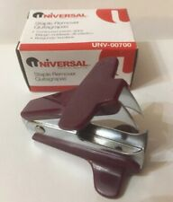 Lot Of 5 Universal Staple Remover Univ 00700 5 Total