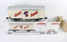 Märklin 5843 Spur1 Kühlwagen Sarotti