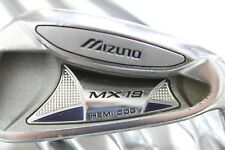 Used RH Mizuno Mx19 Iron Set (4,5,7-G) Exsar 152 Shaft Regular Flex