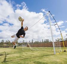 SKLZ Quickster Soccer Goal Portable Soccer Goal and Net 12x6