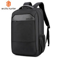 Backpack Men Laptop Backpack Waterproof Polyester Casual Backpacks