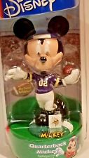 NFL Minnesota Vikings Hand Painted Bobblehead Doll, DISNEY'S MICKEY MOUSE, NEW