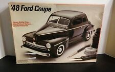 1987 Testors '48 Ford Coupe 1/25 scale