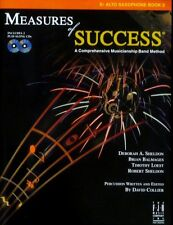 Measures of Success - Alto Sax Book 2