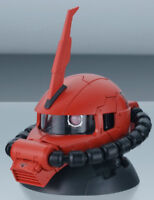 Gundam Exceed Model Vol.2 Zaku Head Figure ~ MS-06S Zaku II Char's Red @13483