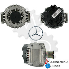 MERCEDES - BENZ A G GL M LICHTMASCHINE ALTERNATOR 180A NEW NEU !!!