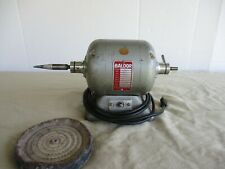 Baldor 221 Two Speed Polishing/Dental Lathe 1/6 Horsepower, 115 volts/Polisher.