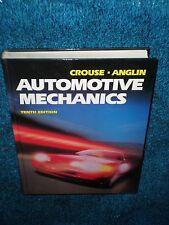 Automotive Mechanics   No-7