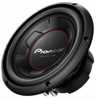 Pioneer TS-W256R 10-Inch 1110-Watts SVC 4-ohm Stereo Car Audio Subwoofer