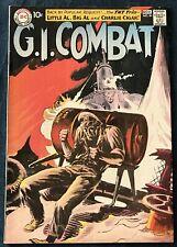 G.I. Combat #84  Nov 1960  Grey Tone Cover