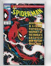 Marvel Spider-Man Saga #1 Comic key appearance huge auction pj2222