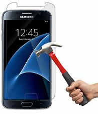 Bubble Free Tempered Glass Screen Protector Shield Armor For Samsung Galaxy S7