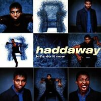 Haddaway Let's do it now (1998) [CD]