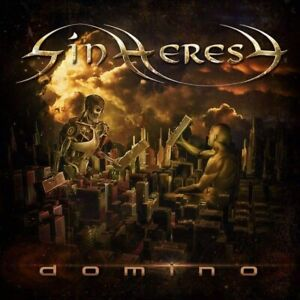 Sinheresy - Domino - CD DIGIPACK NEW