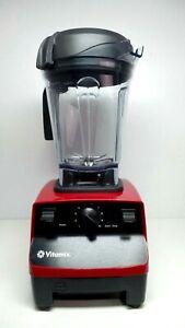 Vitamix 5300 Countertop Blender, VM0102D, Red