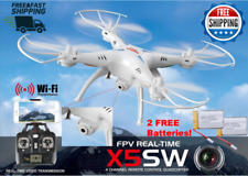 Syma RC Drone with 2.0MP Camera beach flying fun Hobby photography Outdoors