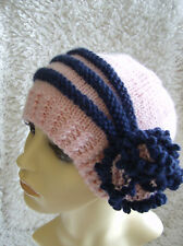 Gatsby -  Ladies Hat - Easy Knitting Pattern
