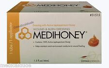 Derma Sciences-31515, Medihoney Wound And Burn Dressing Paste - 1.5 Fl Oz