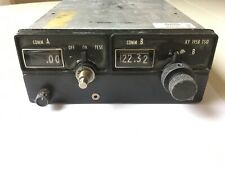 Bendix/King KX 195B TSO, complete with tray and yellow tag, 1 Com function U/S.