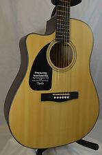 Fender CD-100CE LEFT-HANDED Acoustic-Electric Guitar