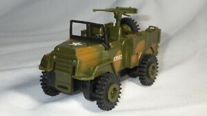 Stomper Style Military Carrier 57682 Camo Battery Op Toy