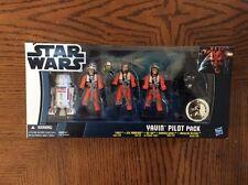 * Star Wars Yavin Pilot Pack TRU Exclusive Tiree Porkins Krail Mithel R5-D8