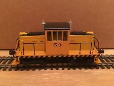 HO Bachmann Spectrum Yellow 45 Ton Switcher Diesel Locomotive #53 DC/DCC