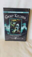 Ghost Killers  ( DVD, 2005 ) 3 Classic HORROR Movies