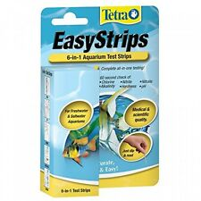 Tetra 19542 EasyStrips 6in1 Test Strips, 25Count