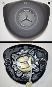 Mercedes air AMG A B C E CLA GLA CLS GLC GLE W205 W213 W176 W246 W447 sport bag
