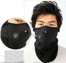 Motorcycle Snowboard BALACLAVA Ski Bike Cycling Half Face Mask Neck Warmer Cover