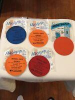 5 Vintage Magigrip Jar Openers