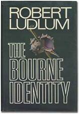 Robert LUDLUM / The Bourne Identity First Edition 1980