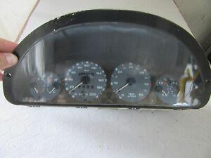 Quadro strumenti fiat punto 1.7 td turbo diesel  1993 1999 fondo carbonio