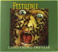 Pestilence - Consuming Impulse (2cd) NEW 2 x CD