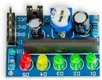 UV-Meter Power Audio Level Indicator KA2284 für Arduino Raspberry Pi Prototyping
