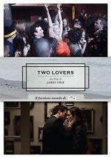 TWO LOVERS  NUOVA EDIZIONE   DVD DRAMMATICO