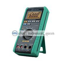 Kyoritsu 1051 Digital Multimeter 6000 Countstrue Rms Measurements