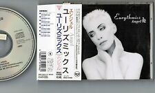 "EURYTHMICS-ANNIE LENNOX Angel JAPAN 5"" CD w/Obi+P/S BOOKLET B15D-41090 Ex+/VG++"