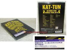 KAT-TUN No More Pain N.M.P. World Tour 2010 Taiwan 3DVD