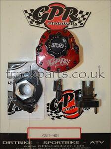 *New* GPR Steering Damper - Honda CBR600 07-17