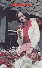 MOORHEAD MN Smiling Girl at Ramada Inn on Hwy 75 and I 94 MINNESOTA
